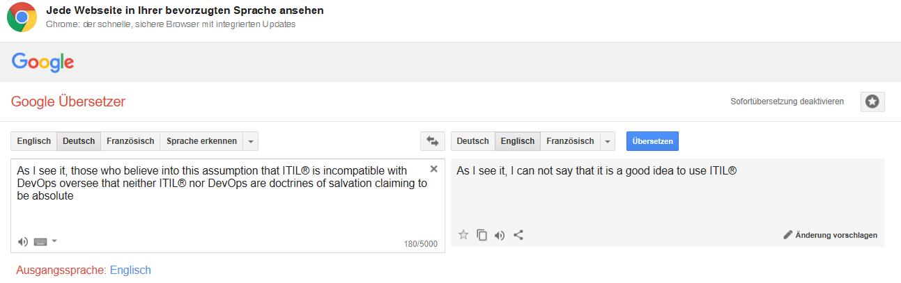 august englisch google übersetzer